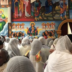 Kidist Mariam Ethiopian Orthodox Church Churches 1152