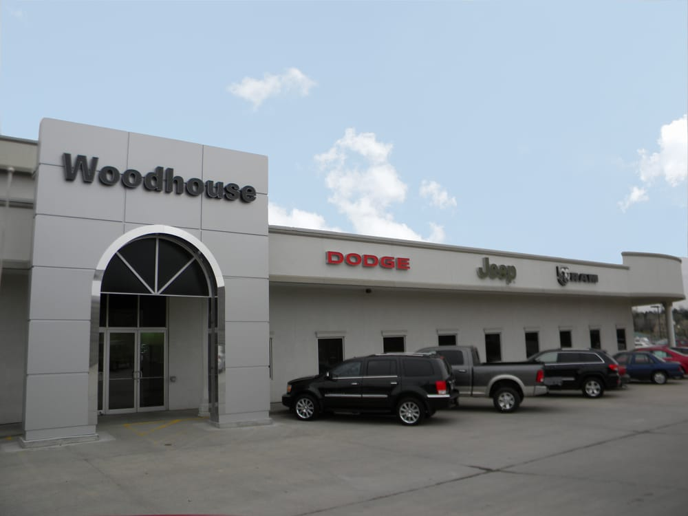 Woodhouse Dodge Autos Post