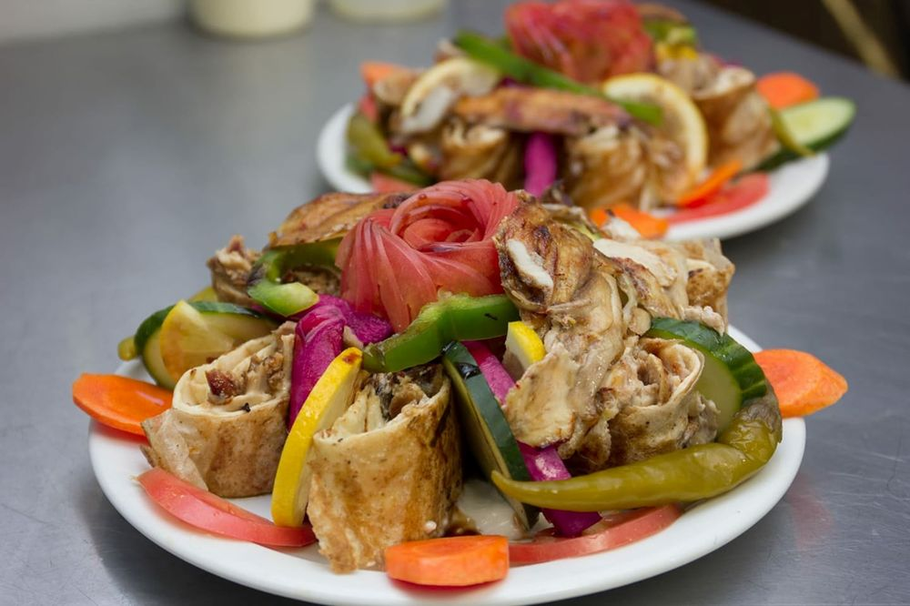 Shawarma Royale