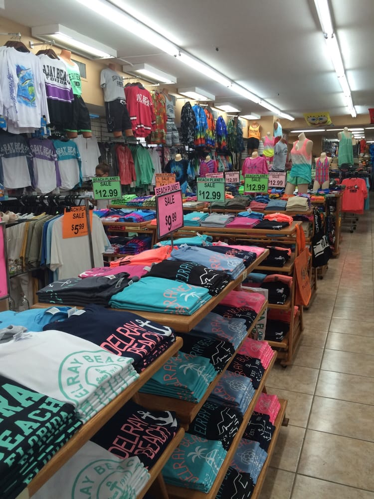 Beach Planet: 1100 E Atlantic Ave, Delray Beach, FL