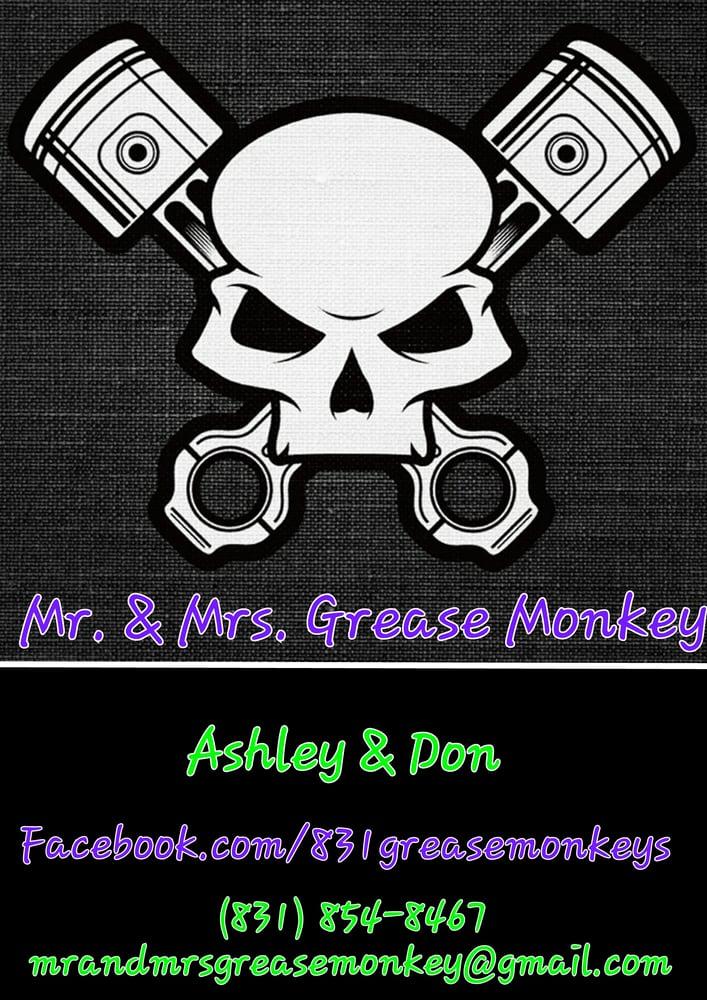 Mr and Mrs Grease Monkey: Kingman, AZ