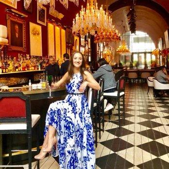 Photo Of Baccarat Hotel New York Ny United States The Beautiful Bar
