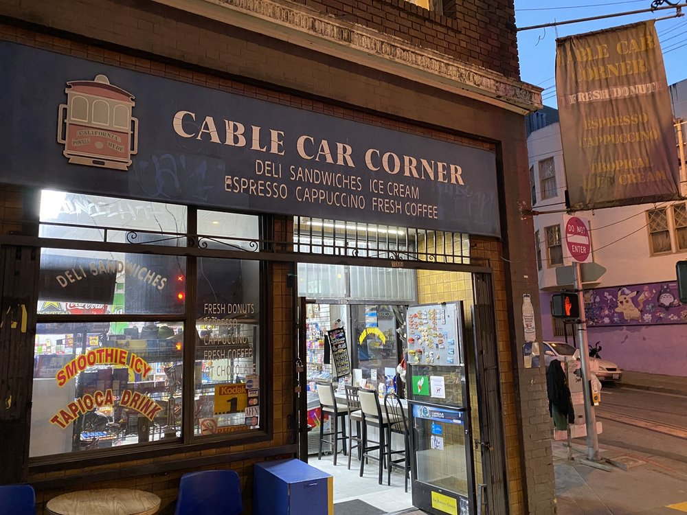 Cable Car Corner
