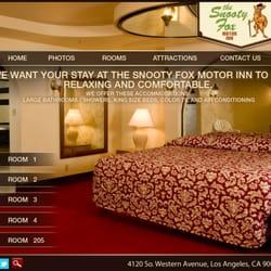 Snooty Fox Motor Inn Hotels 15 Photos 22 Reviews
