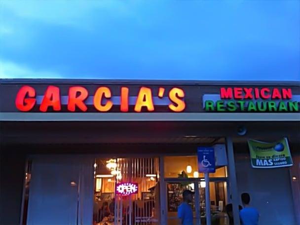 Garcias Mexican Restaurant: 315C N Main St, Jamestown, TN