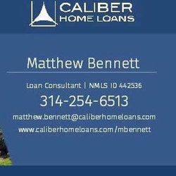 Caliber Home Loans Mortgage Lenders 721 Emerson Rd Creve Coeur