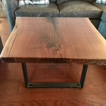 Photo Of Rustic Elements Furniture   Joliet, IL, United States. Small  Walnut Slab