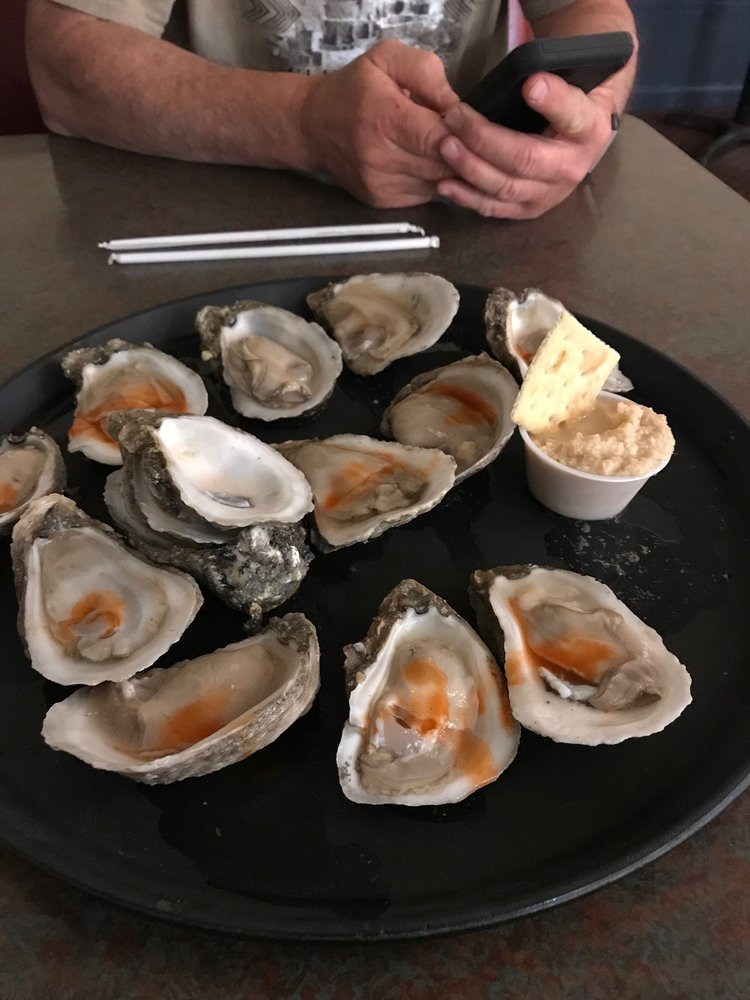 JD's Seafood Oyster Bar & More: 2005 A South Waukesha St, Bonifay, FL