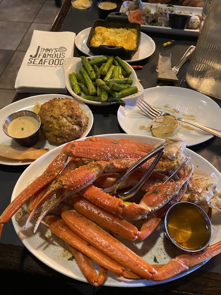 Jimmy's Famous Seafood: 6526 Holabird Ave, Baltimore, MD