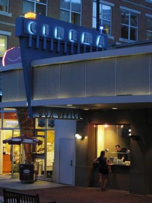 Bethesda Row Cinema 7235 Woodmont Ave Bethesda, MD Arts Organizations &  Information - MapQuest