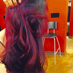 Photo Of Divas Salon And Spa   Winter Garden, FL, United States. Purplish