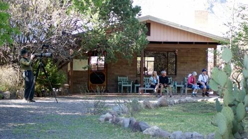Cave Creek Ranch: 1396 W Piedra Blanca Ln, Portal, AZ