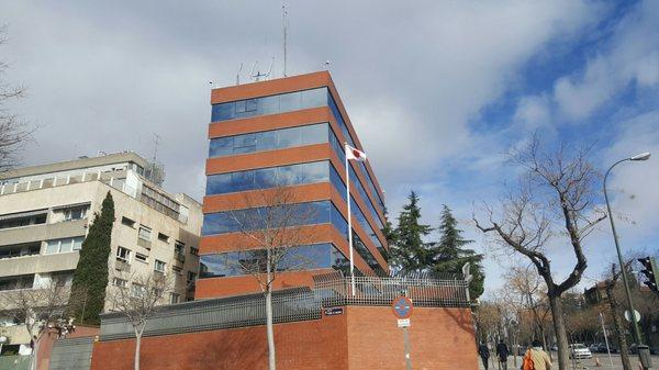 Embajada del japon calle serrano 109 chamart n madrid - Consulado argentino en madrid telefono ...