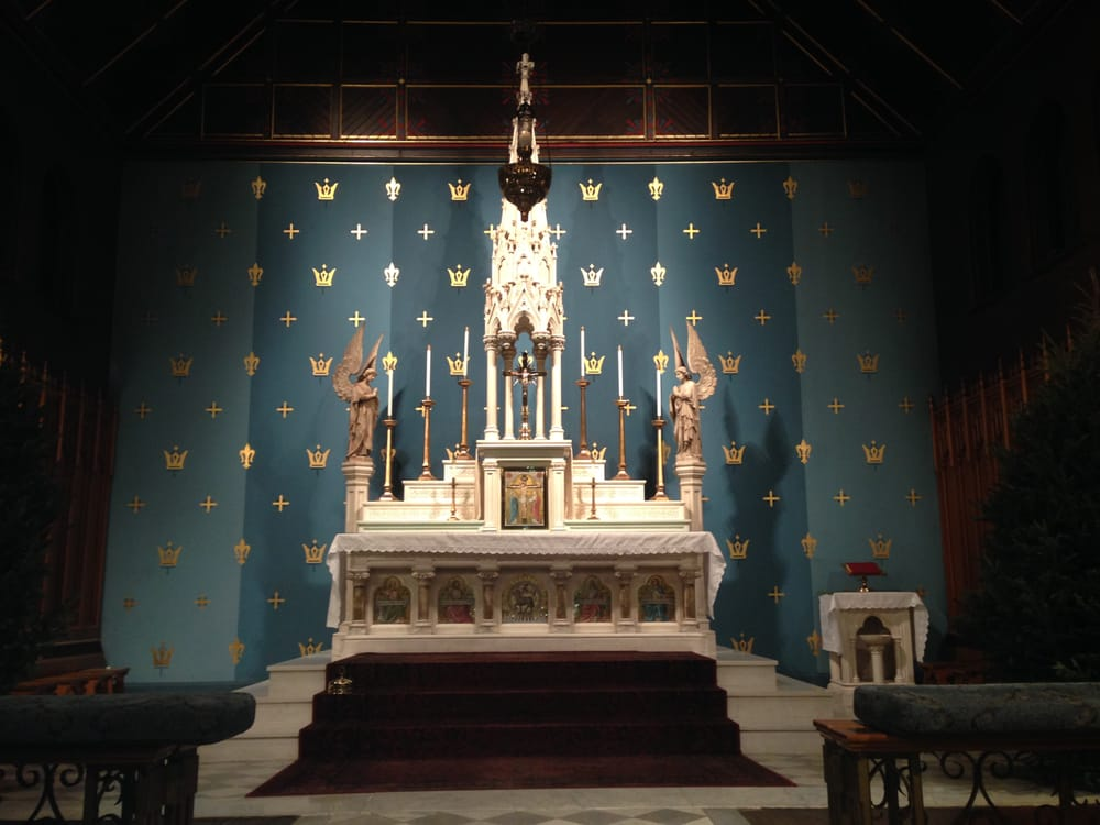 Church of the Ascension: 1133 N La Salle Dr, Chicago, IL