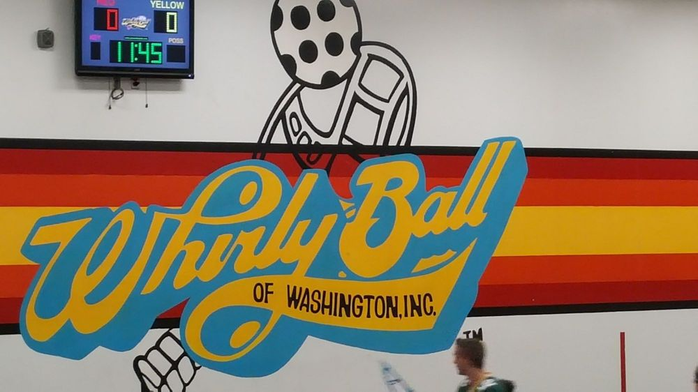 Whirlyball: 23401 Hwy 99, Edmonds, WA