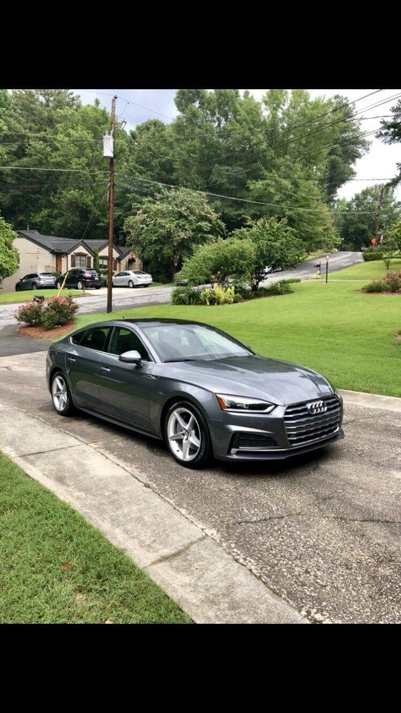 The A Sportback Thank You Audi Atlanta For Making It Happen Yelp - Audi atlanta