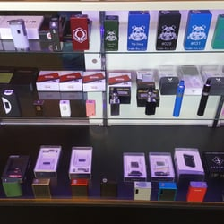 Photo of Custom Vapor Store - Temple, TX, United States. Impressive lineup.