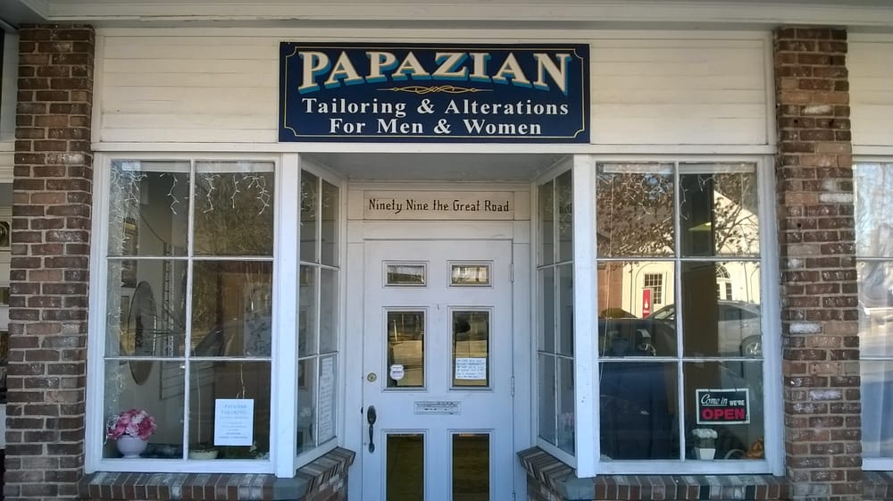 Papazian Tailoring & Alterations