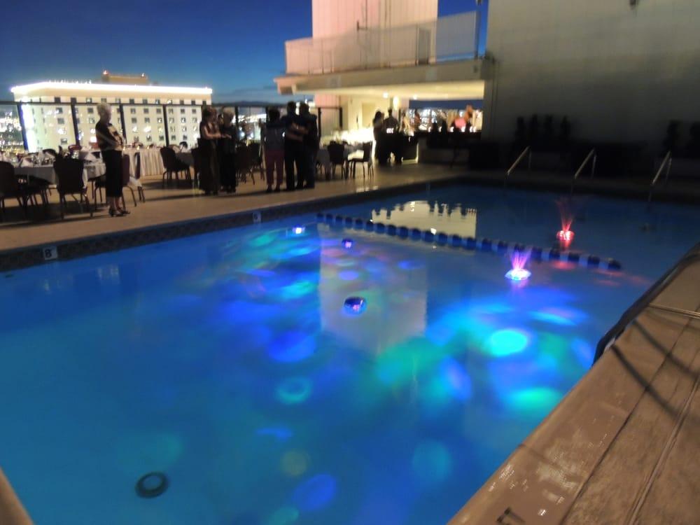 Pool Deck Binion S Gambling Hall And Casino Yelp