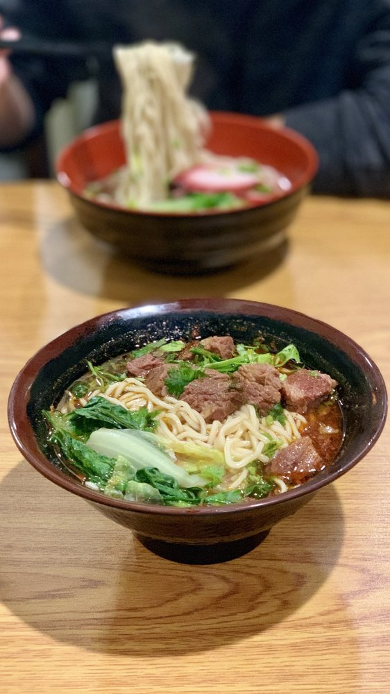 Chongqing Noodles: 4508 University Way NE, Seattle, WA
