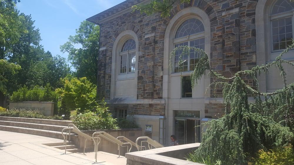 Enoch Pratt Free Library - Roland Park Branch