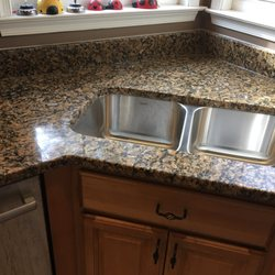 Captivating Photo Of TR Granite   Chantilly, VA, United States. Giallo Fiorito Granite  And
