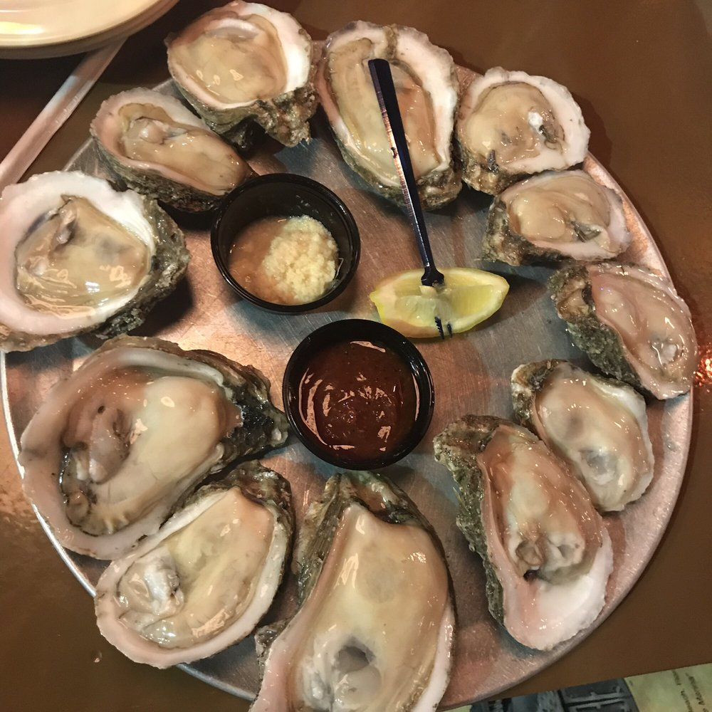Wintzell's Oyster House: 128 Interstate Dr, Greenville, AL