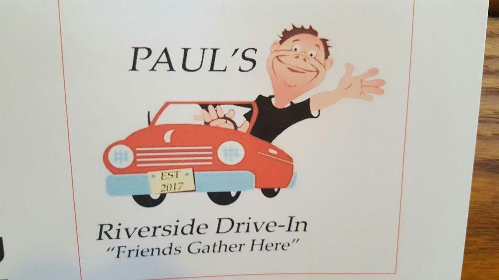 Paul's Riverside Drive-In: 1716 Carl Broggi Hwy, Lebanon, ME