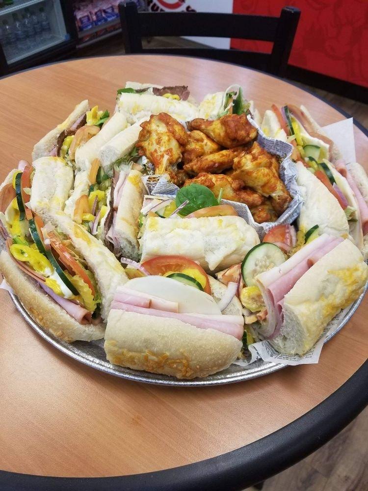 Firing Center Chevron/Bullseye Burgers Subs and more: 51 Firing Center Rd, Yakima, WA