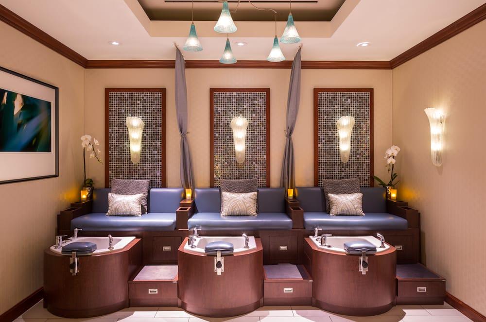 Sisley Spa at The Ritz-Carlton, Marina del Rey, CA: 4375 Admiralty Way, Marina Del Rey, CA