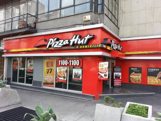 Pizza hut pizzer a f lix cuevas 127 del valle m xico for Oficinas de pizza hut