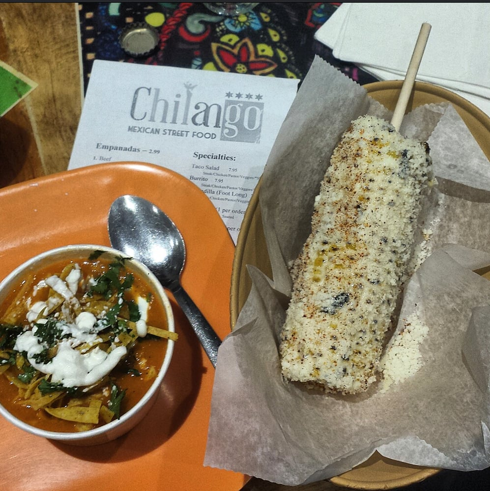 Chilango Mexican Street Food Chicago Il