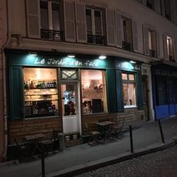 Le jardin d en face 105 photos 72 reviews french for Restaurant le jardin paris