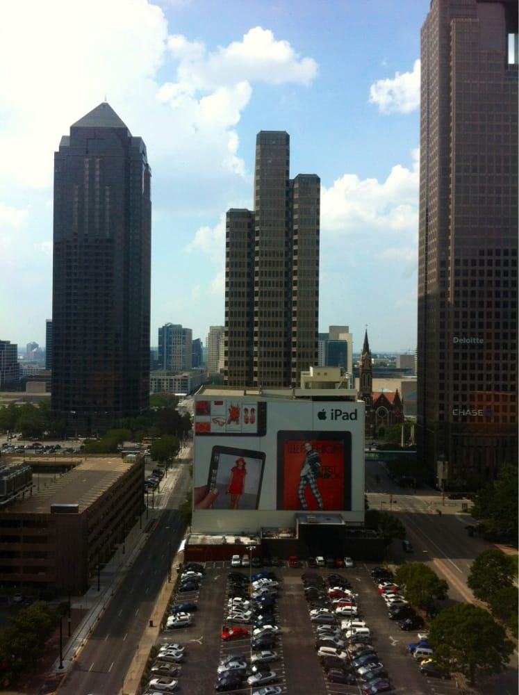View from the 14th actually 13th floor yelp for 13th floor dallas address