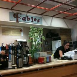 Fables Cafe Buffalo Menu