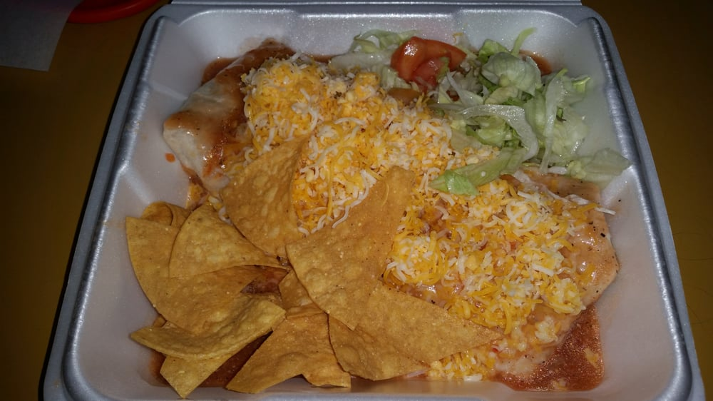 Mexican Food On Alhambra Blvd