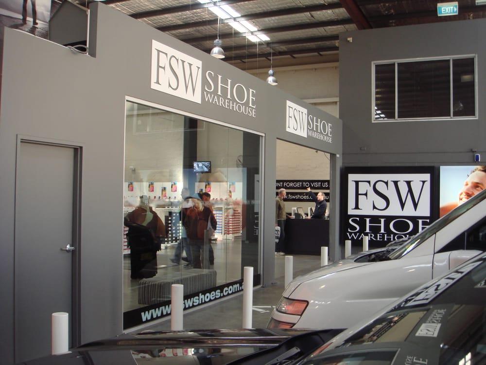 bd54497721b FSW Shoe Warehouse - Shoe Shops - 135-139 McEvoy St, Alexandria New ...