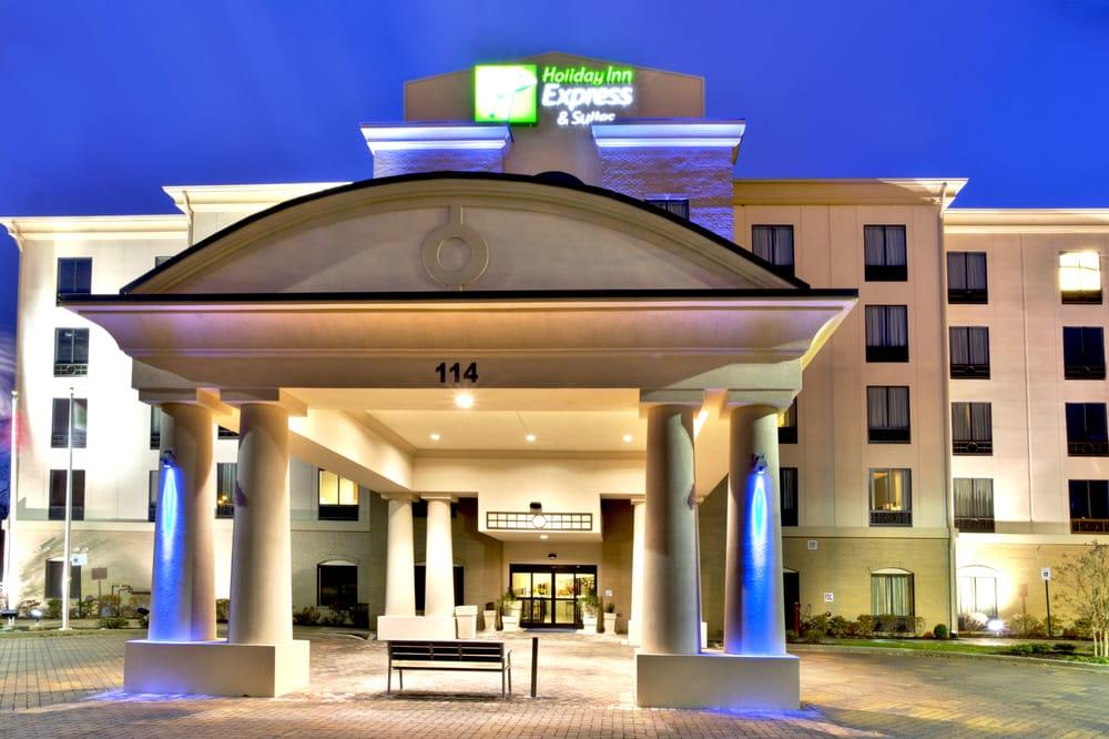 Holiday Inn Express & Suites Knoxville West - Oak Ridge: 114 Tulsa Rd, Oak Ridge, TN