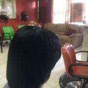 Photo Of Dominican Hair Dresser Yohanny Pompano Beach Fl United States