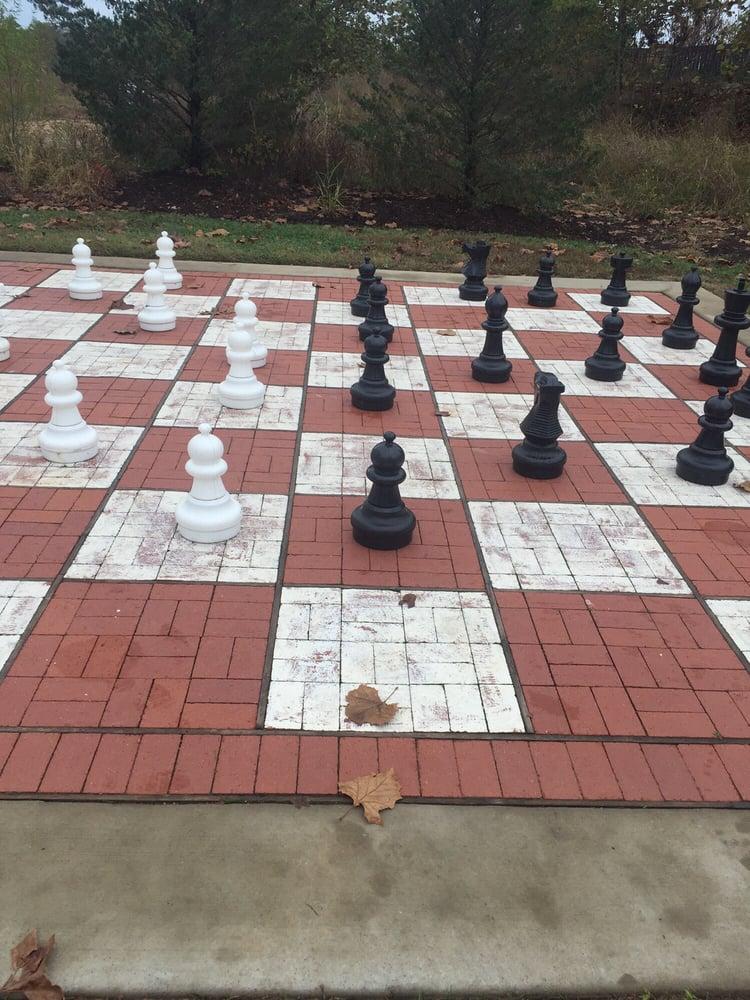 Life Size Chess Set Yelp