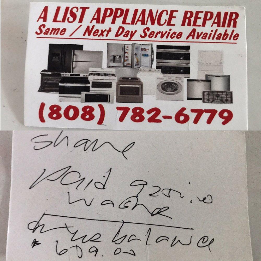 Shane S Appliance 34 Reviews Appliances Amp Repair 94