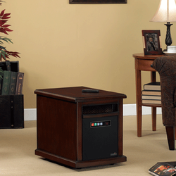 Photo Of Quality Rentals   Bellevue, WA, United States. Classic Flame  Infared Powerheater