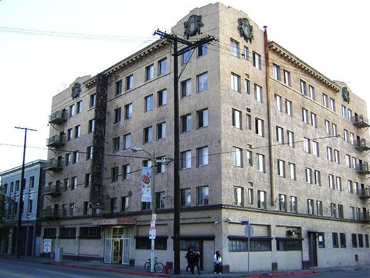 Photo Of Ford Hotel Los Angeles Ca United States