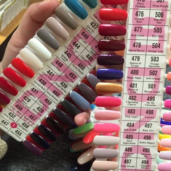 Photo Of Color Nails Salon San Jose Ca United States