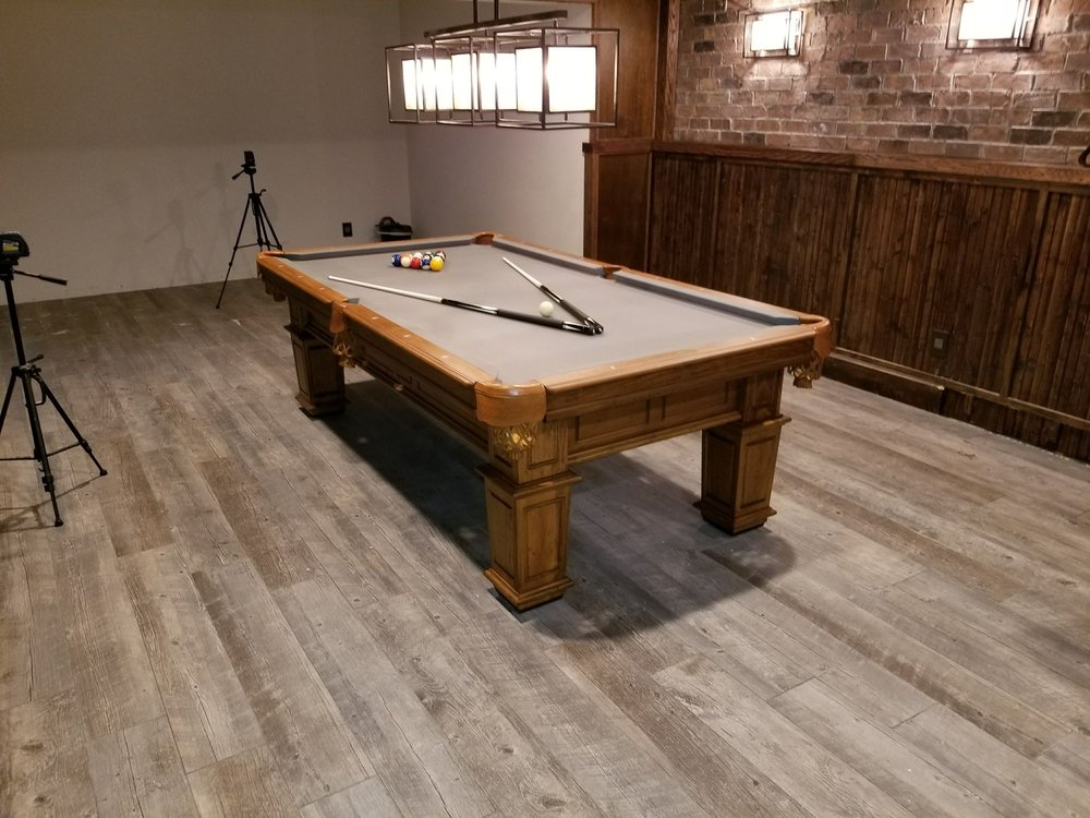 Pool Table Practicalities At There Finest Yelp - Pool table movers virginia