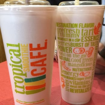 Tropical Smoothie Long Island