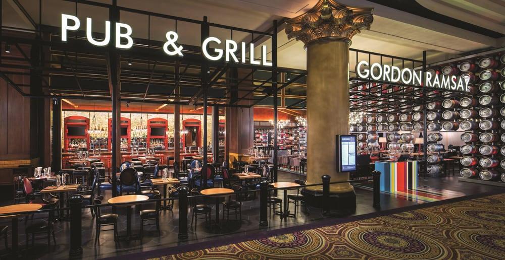 Gordon Ramsay Restaurants Usa Menu