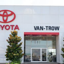 Vantrow Toyota Monroe La >> Van Trow Toyota - Car Dealers - 2015 Louisville Ave, Monroe, LA - Phone Number - Yelp