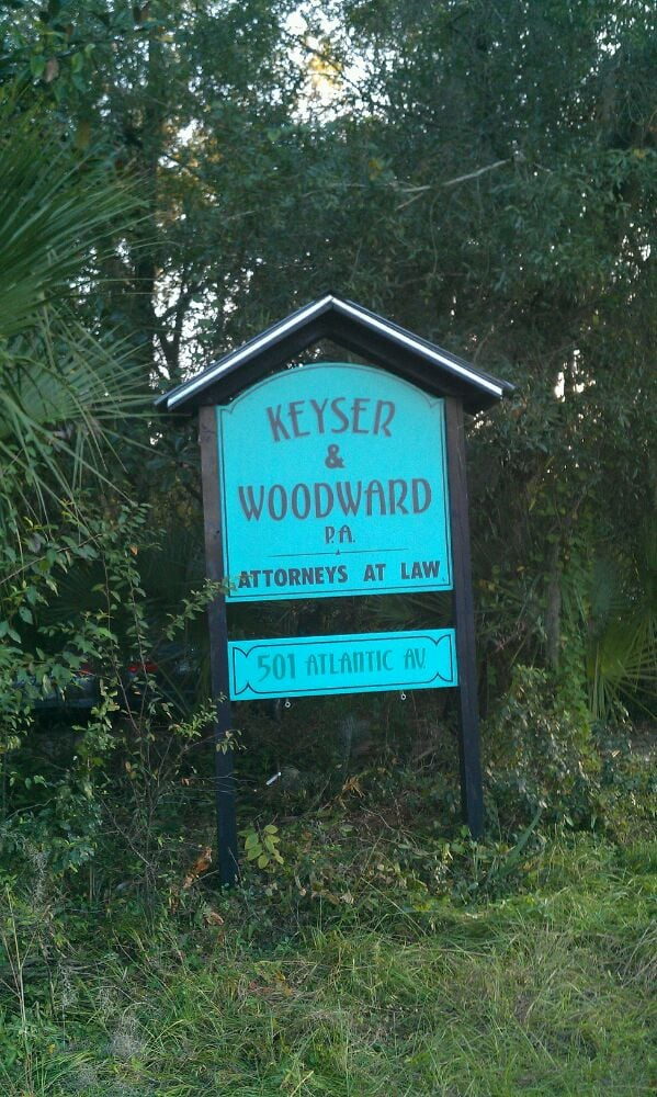 Keyser & Woodward Attorneys: 501 Atlantic Ave, Interlachen, FL