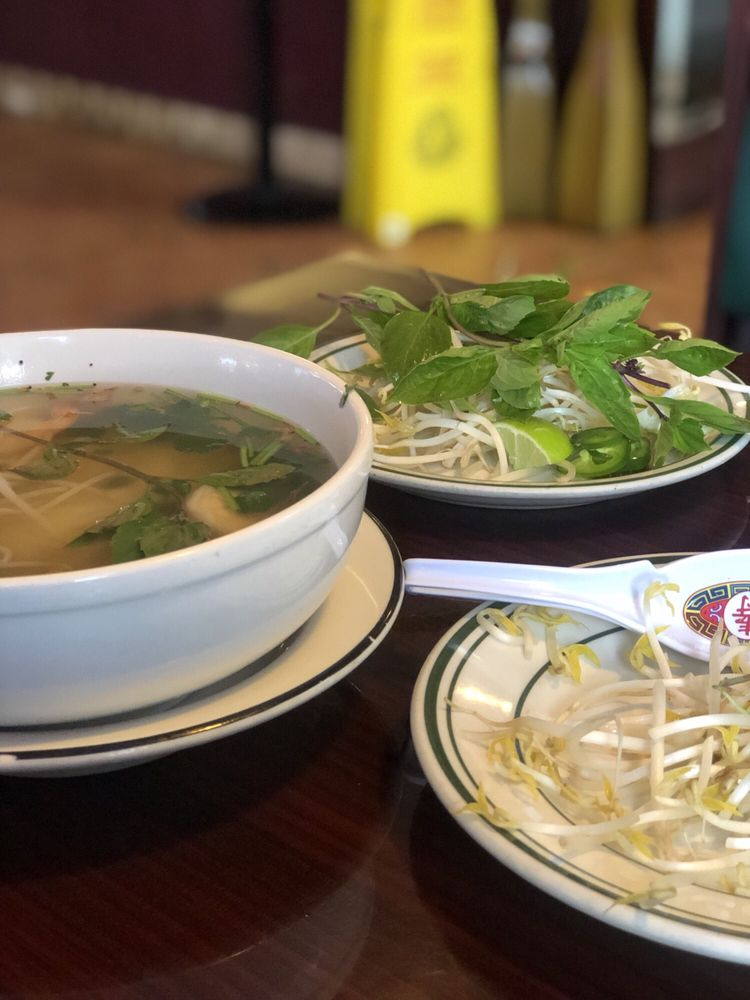 Pho Viet Restaurant: 1202 W Brandon Blvd, Brandon, FL